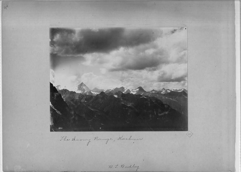 Mission Photograph Album - India - O.P. #02 Page 0094