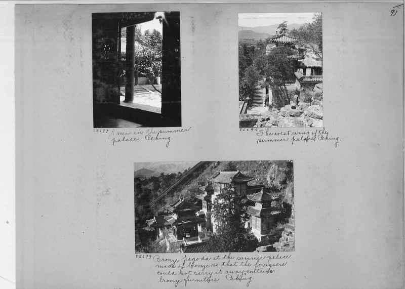Mission Photograph Album - China #12 page 0091