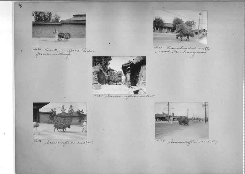 Mission Photograph Album - Korea #5 page 0008