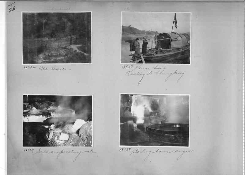 Mission Photograph Album - China #5 page 0026