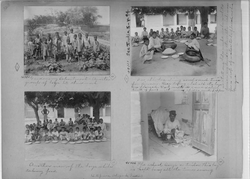 Mission Photograph Album - India - O.P. #02 Page 0120