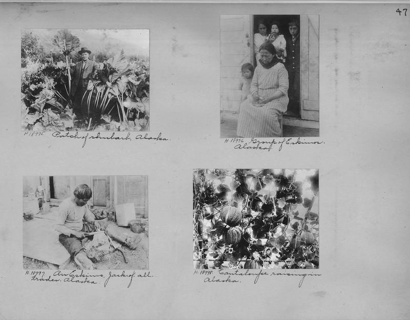 Mission Photograph Album - Alaska #1 page 0047