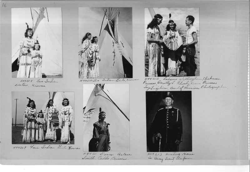 Mission Photograph Albums - Indians #3 Page_0016
