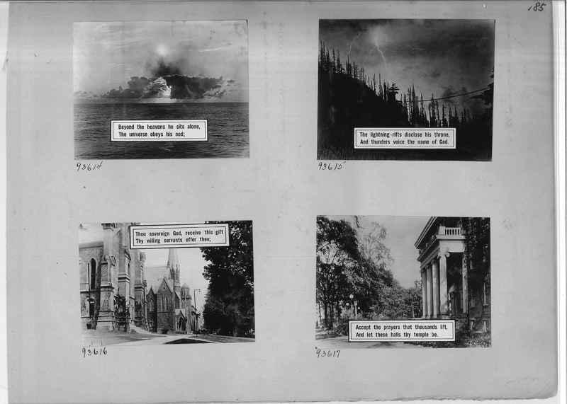 Mission Photograph Album - Miscellaneous #02 Page 0185