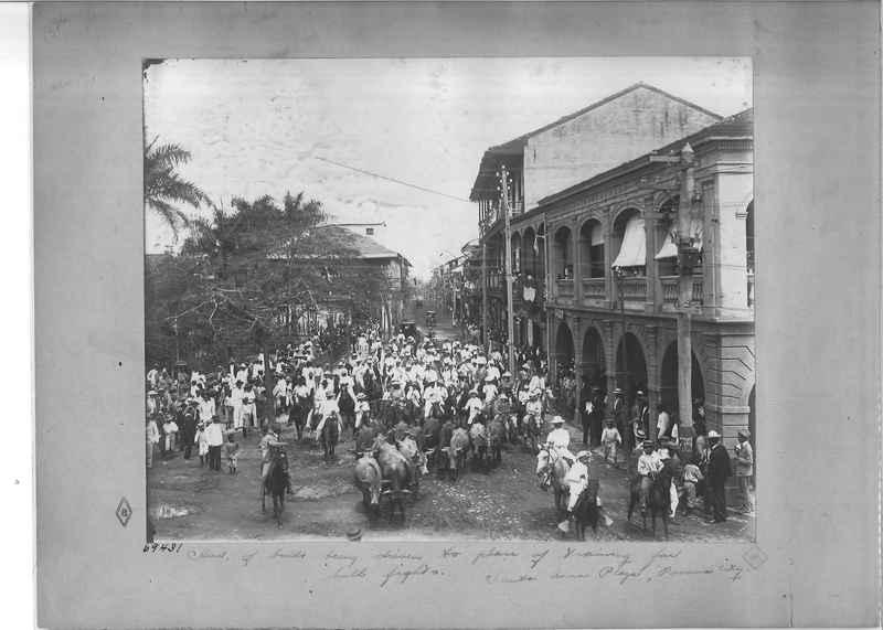 Mission Photograph Album - Panama OP #01 0132