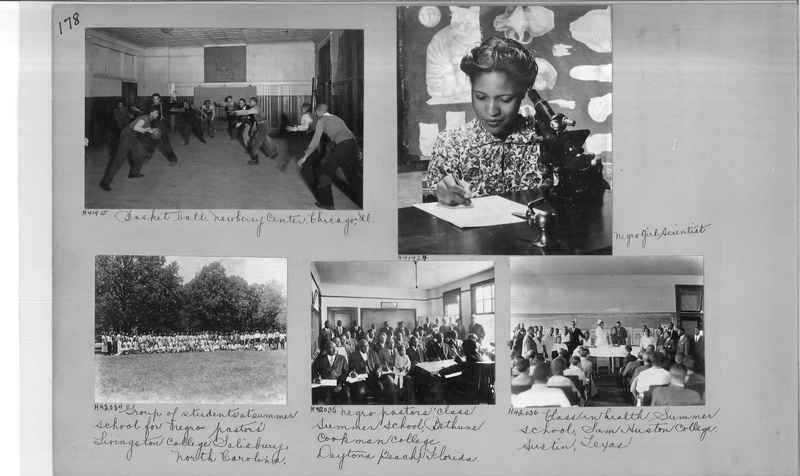 Mission Photograph Album - Negro #6 page 0178
