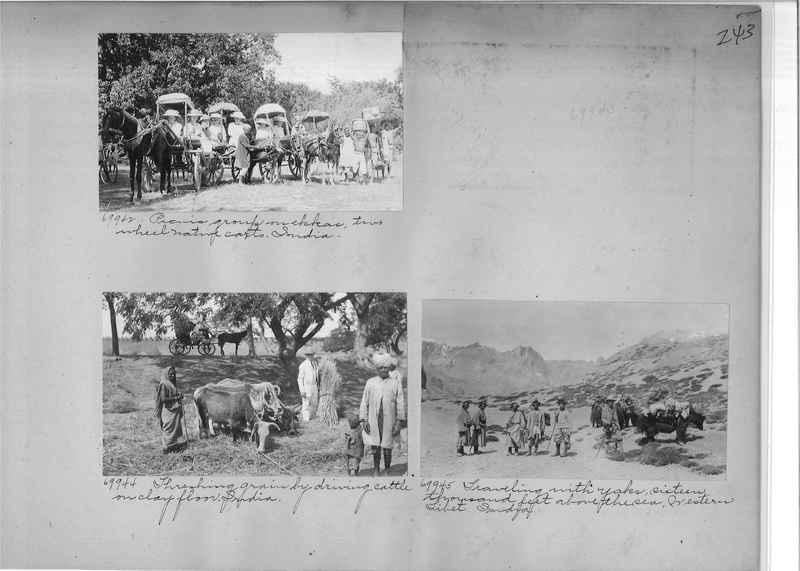 Mission Photograph Album - India #08 Page 0243