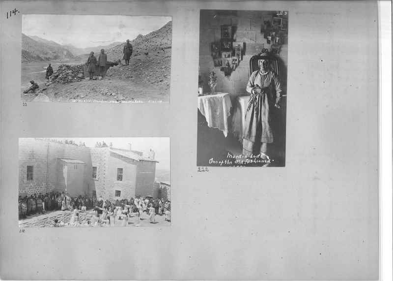 Mission Photograph Album - Western Asia - O.P. - #01 page_0114