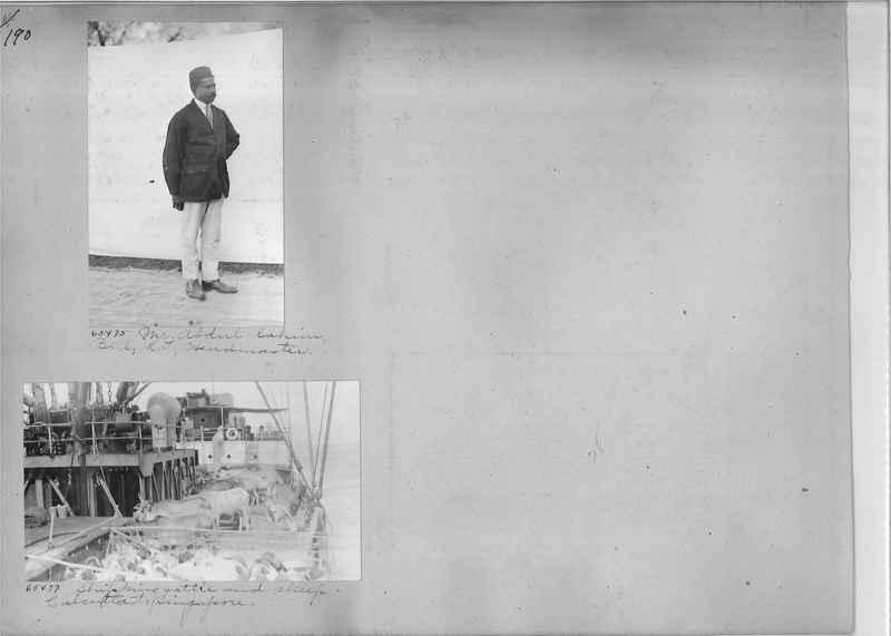 Mission Photograph Album - India #08 Page 0190