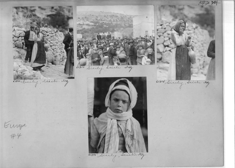 Mission Photograph Album - Europe #04 Page 0201