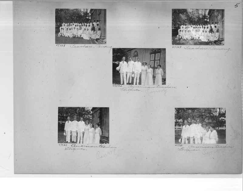 Mission Photograph Album - Malaysia #5 page 0005