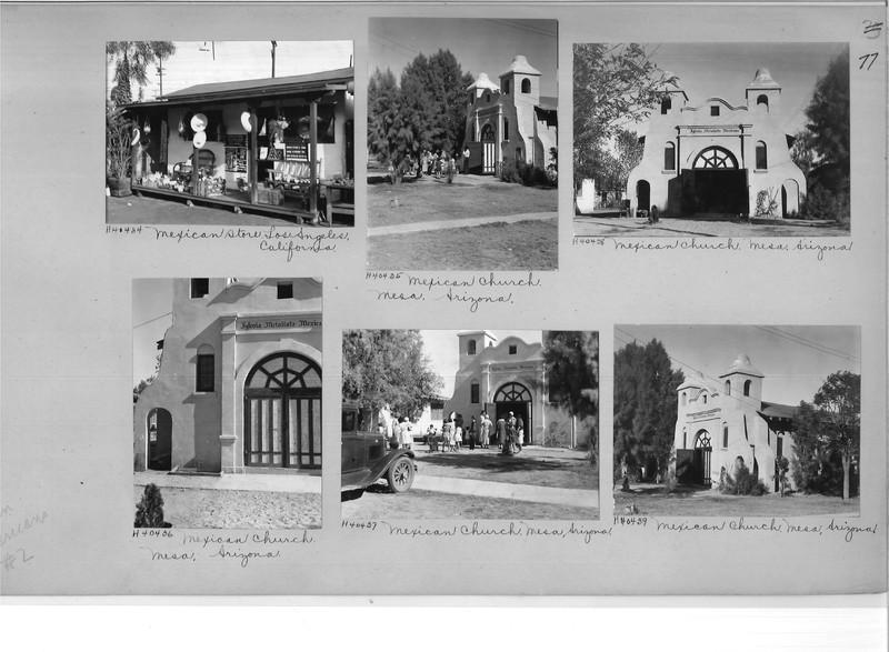 Mission Photograph Album - Latin America #2 page 0077