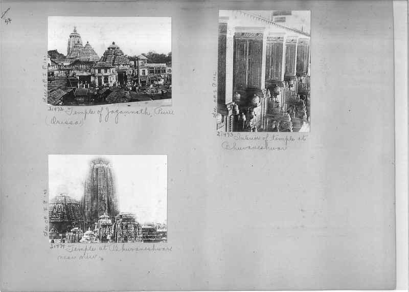 Mission Photograph Album - India #03 page_0054