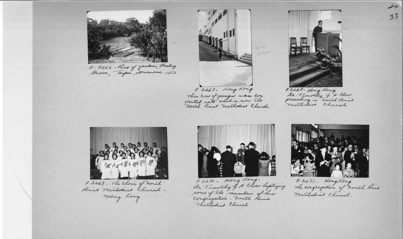 Mission Photograph Album - China #20 page 0033