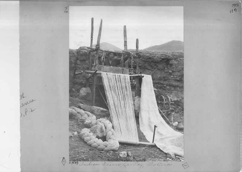 Mission Photograph Album - South America O.P. #2 page 0117