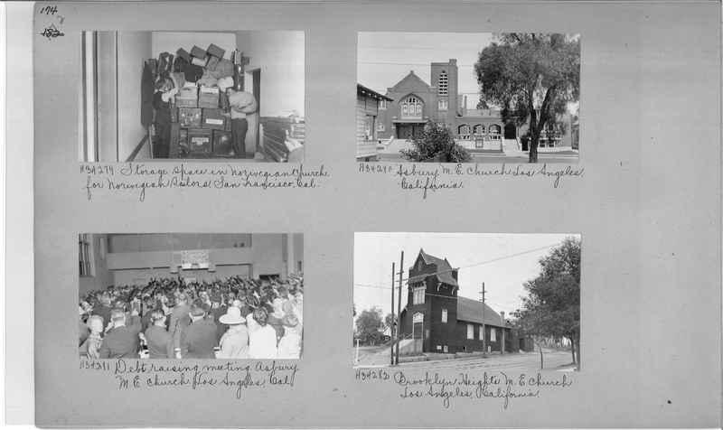 Mission Photograph Album - Cities #15 page 0174