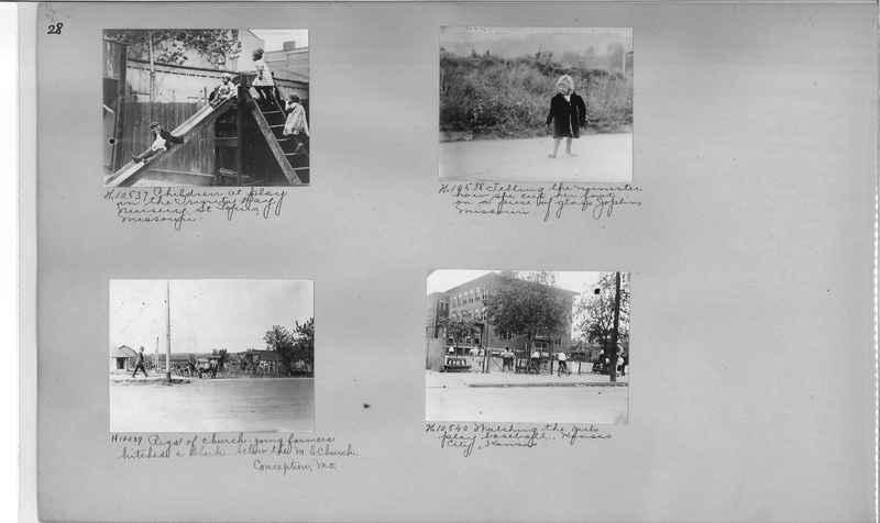 Mission Photograph Album - Cities #5 page 0028