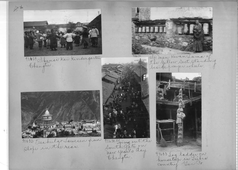Mission Photograph Album - China #15 page 0036