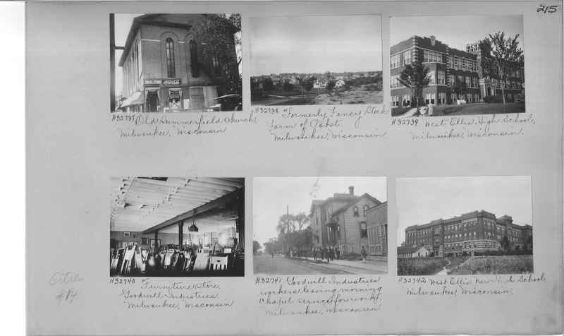 Mission Photograph Album - Cities #14 page 0215