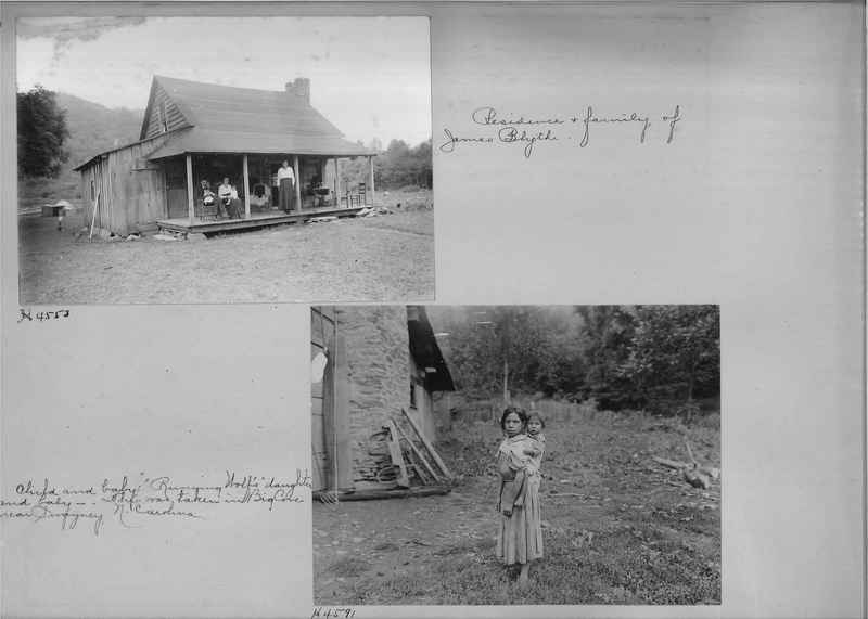 Mission Photograph Albums - Indians #1 page 0106