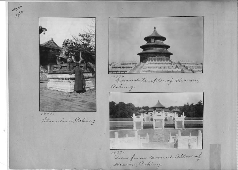 Mission Photograph Album - China #6 page 0140