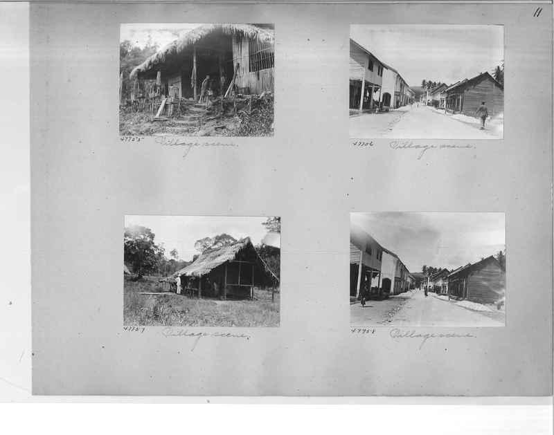 Mission Photograph Album - Malaysia #5 page 0011
