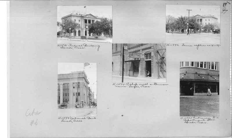 Mission Photograph Album - Cities #6 page 0089