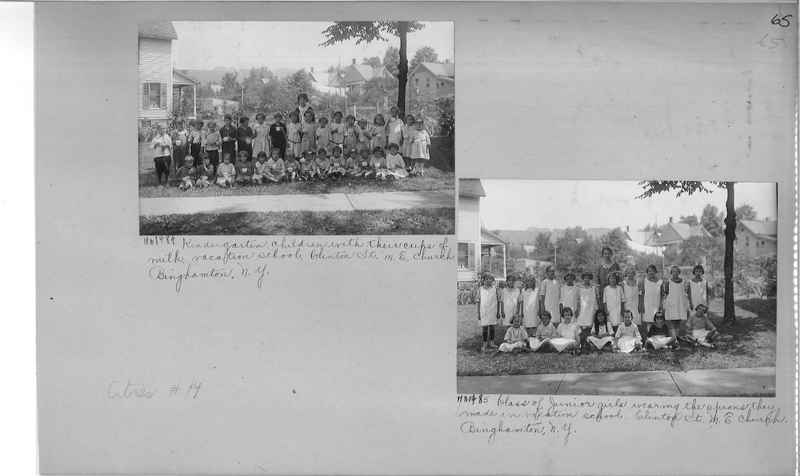 Mission Photograph Album - Cities #14 page 0065
