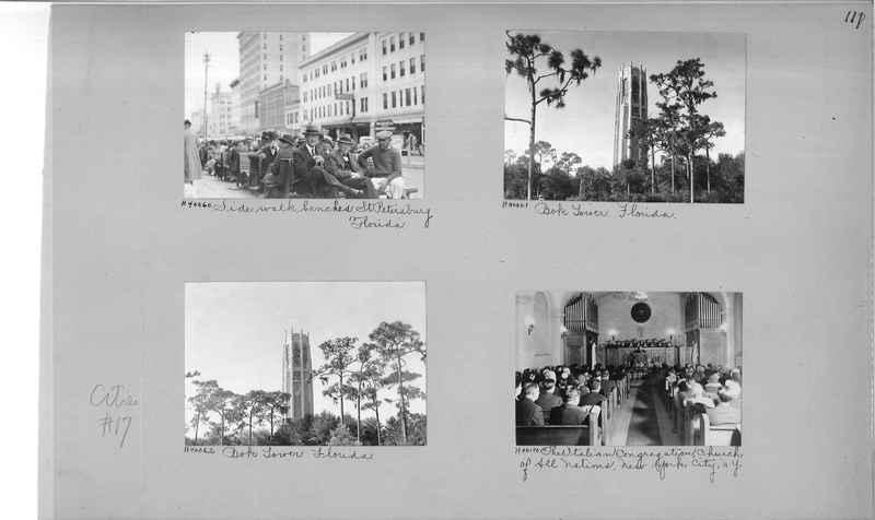 Mission Photograph Album - Cities #17 page 0111