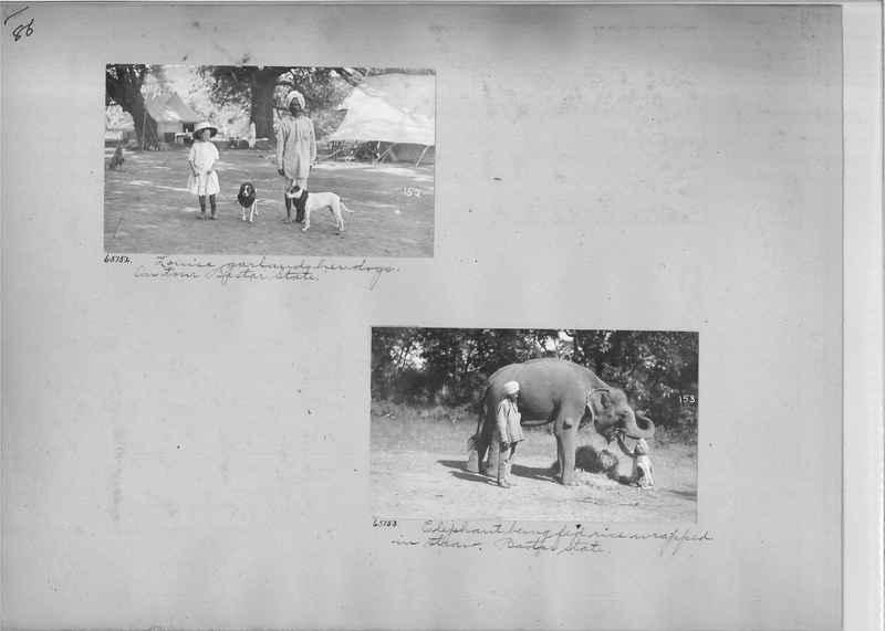 Mission Photograph Album - India #08 Page 0086
