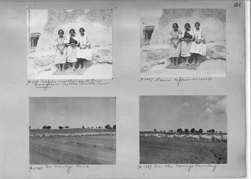 Mission Photograph Albums - Indians #1 page 0121