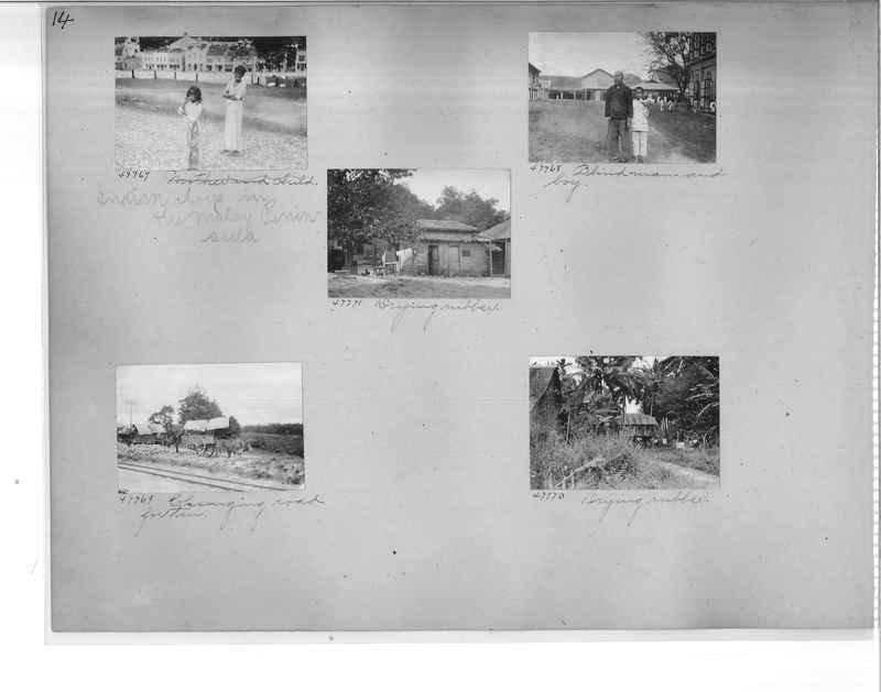 Mission Photograph Album - Malaysia #5 page 0014