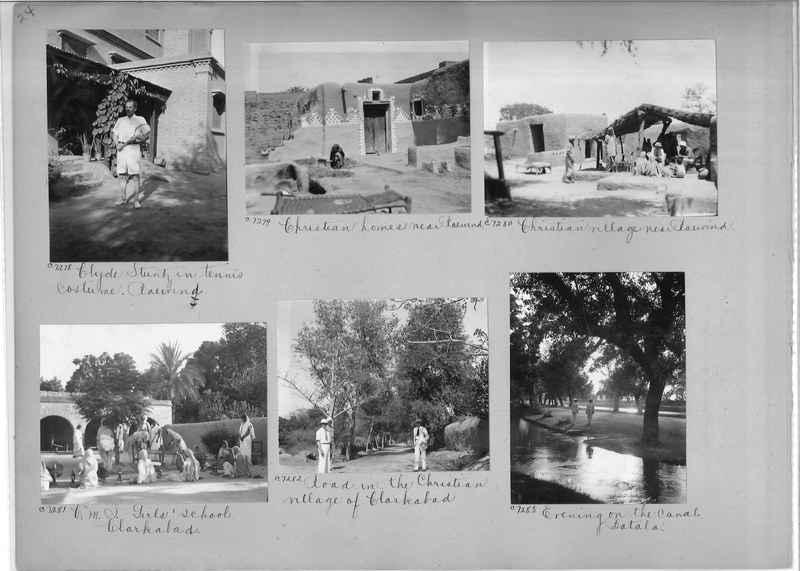 Mission Photograph Album - India #13 Page 0024