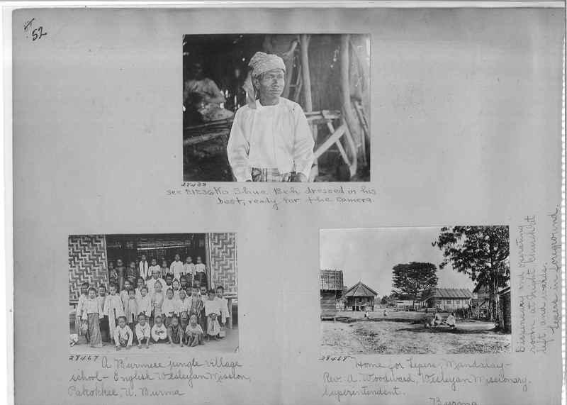 Mission Photograph Album - Burma #1 page 0052