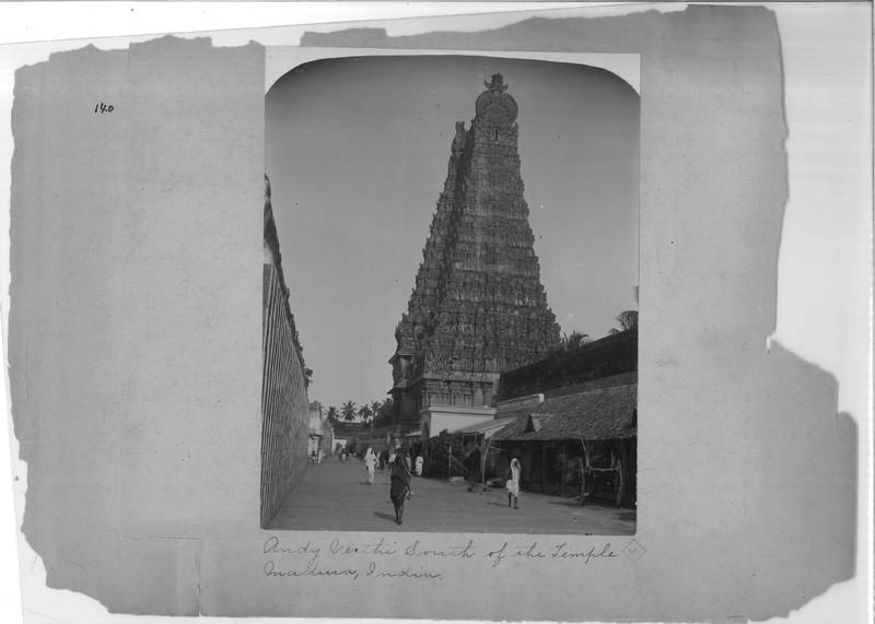 Mission Photograph Album - India - O.P. #02 Page 0140