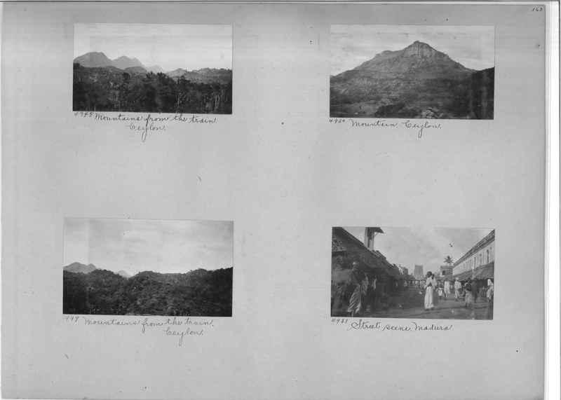 Mission Photograph Album - India #01 page 0163