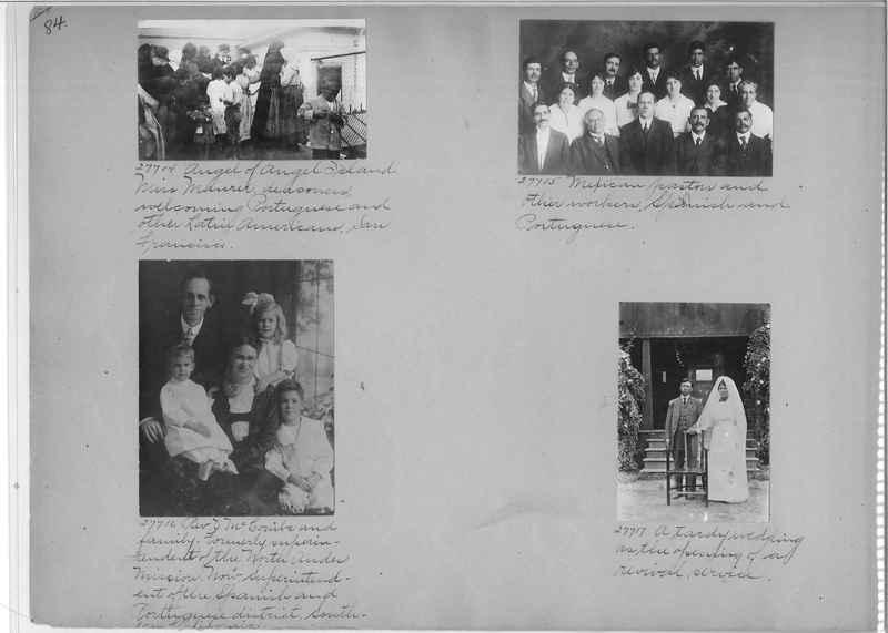 Mission Photograph Album - America #1 page 0084