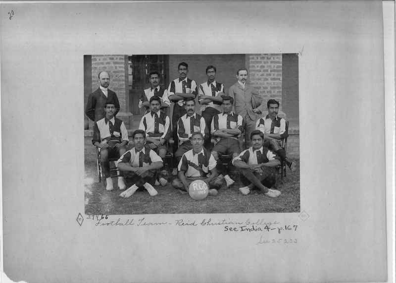 Mission Photograph Album - India - O.P. #01 Page 0020