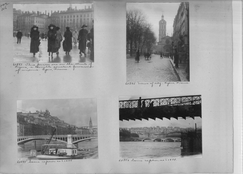 Mission Photograph Album - Europe #03 Page 0106