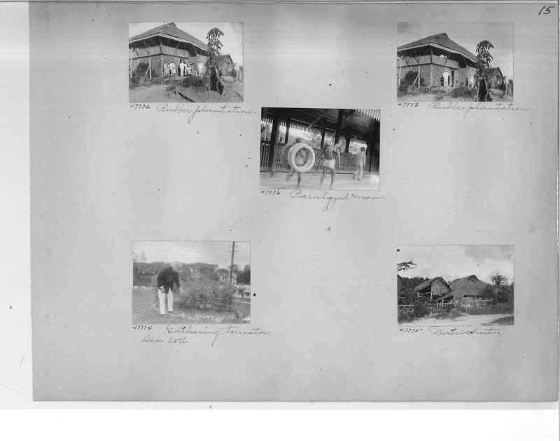 Mission Photograph Album - Malaysia #5 page 0015