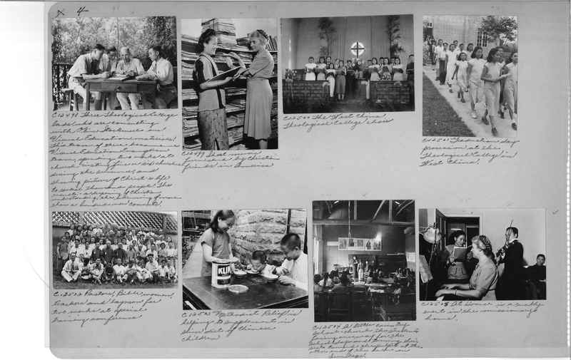 Mission Photograph Album - China #20 page 0004