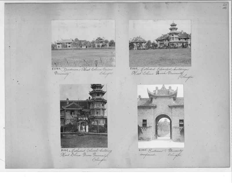 Mission Photograph Album - China #10 pg. 0185