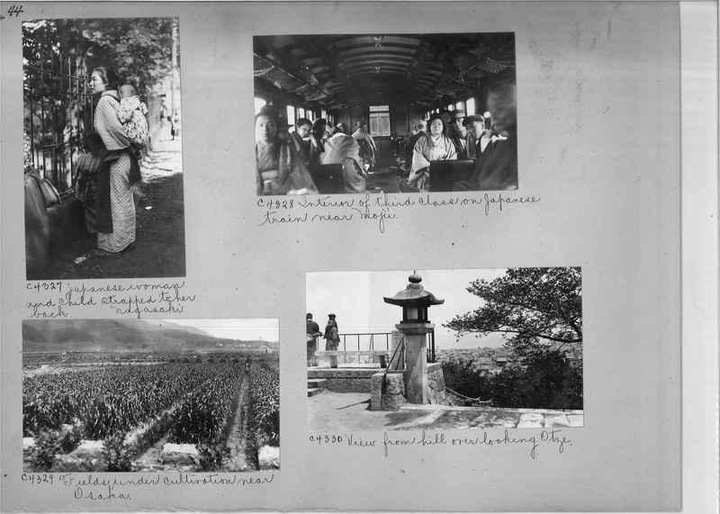Mission Photograph Album - Japan #06 Page 0044