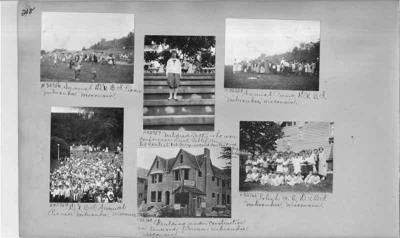 Mission Photograph Album - Cities #14 page 0218