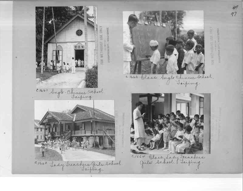 Mission Photograph Album - Malaysia #7 page 0097