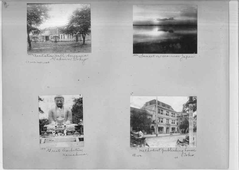 Mission Photograph Album -  Japan #01 Page 0012