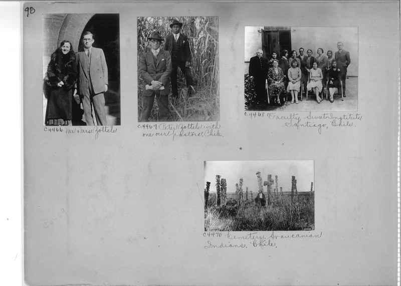 Misson Photograph Album - South America #8 page 0090