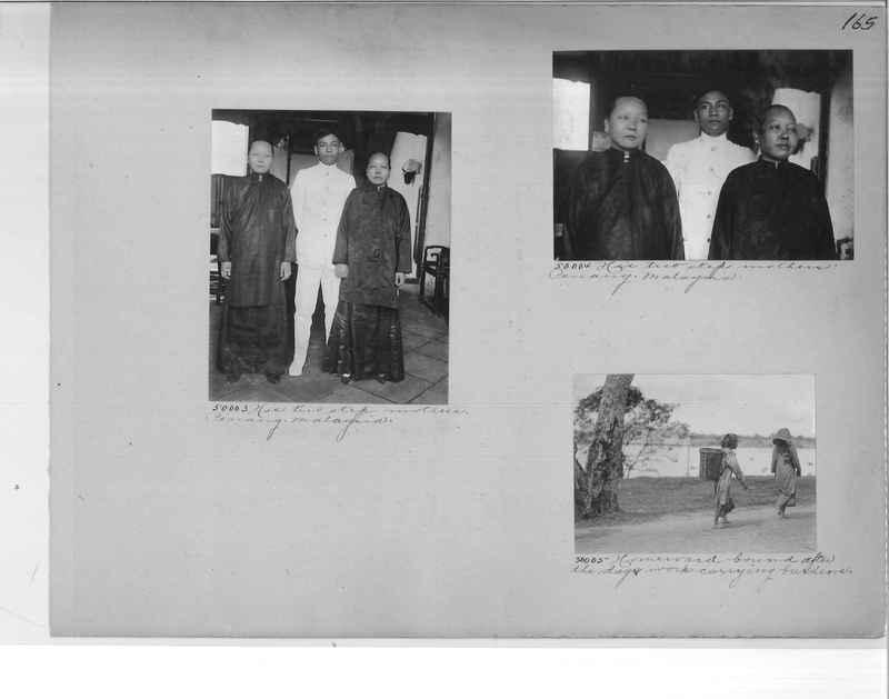 Mission Photograph Album - Malaysia #5 page 0165