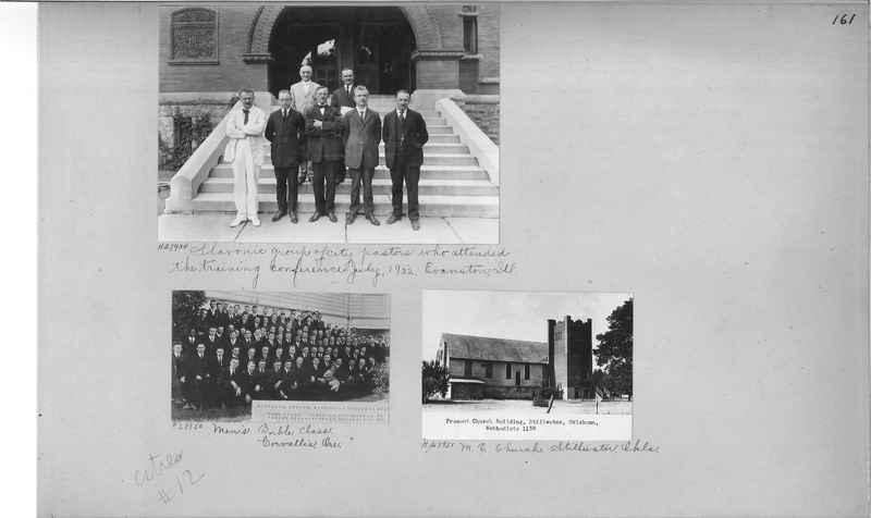 Mission Photograph Album - Cities #12 page 0161