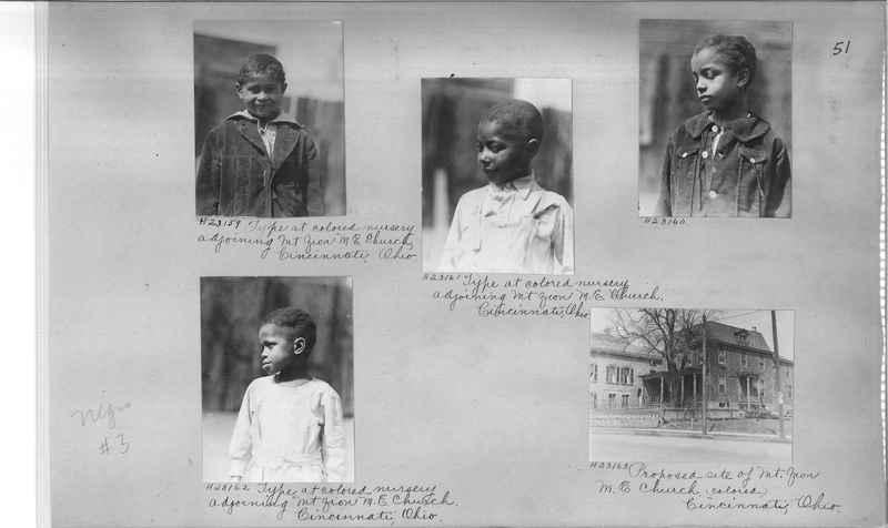 Mission Photograph Album - Negro #3 page 0051